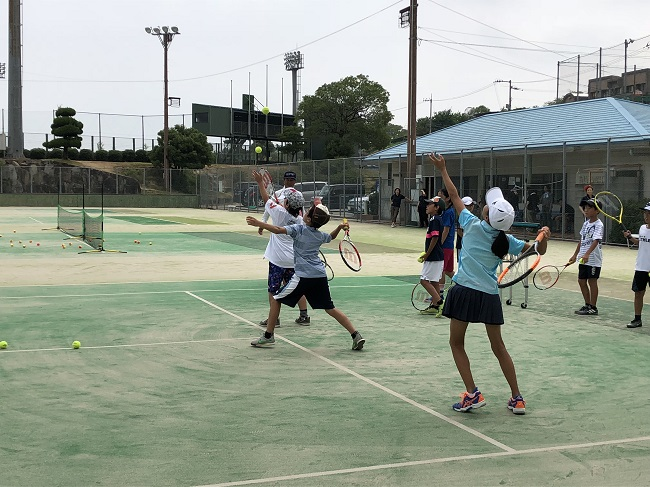 テニス練習4.JPG